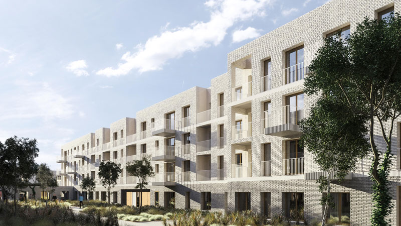 198 logements à Sartrouville